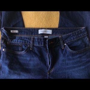 Calvin Klein Ankle Jeans